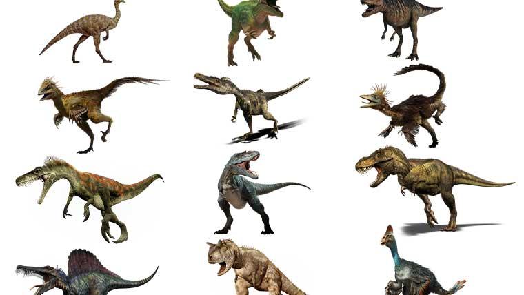 恐竜人気ランキングTOP10!子供に人気の恐竜の名前を順位をつけて紹介 ...